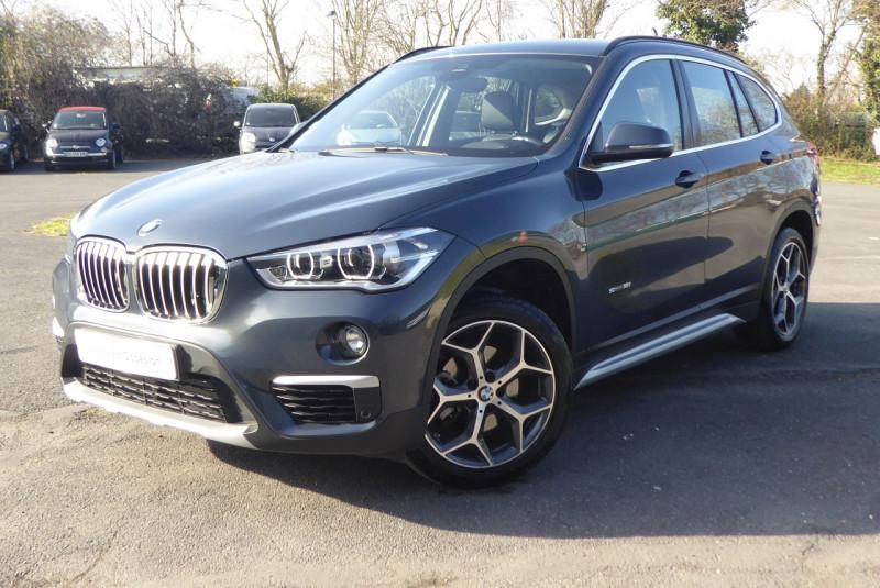 Photo 1 de l'offre de BMW X1 (F48) SDRIVE18IA 136CH XLINE à 24890€ chez PCA