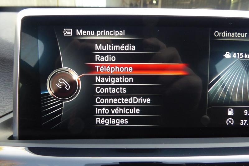 Photo 18 de l'offre de BMW X1 (F48) SDRIVE18IA 136CH XLINE à 24890€ chez PCA