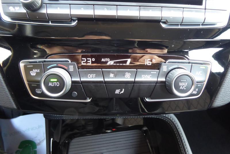 Photo 22 de l'offre de BMW X1 (F48) SDRIVE18IA 136CH XLINE à 24890€ chez PCA