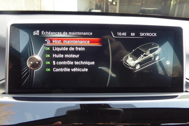 Photo 20 de l'offre de BMW X1 (F48) SDRIVE18IA 136CH XLINE à 24890€ chez PCA