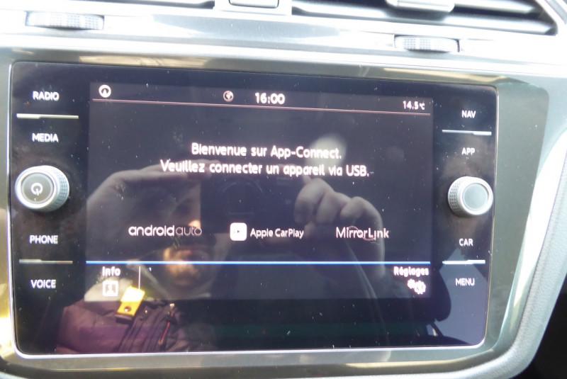 Photo 22 de l'offre de VOLKSWAGEN TIGUAN 1.4 TSI 150CH SOUND 4MOTION DSG6 à 25890€ chez PCA