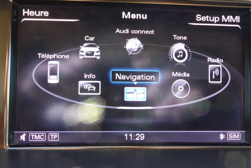 Photo 17 de l'offre de AUDI A5 SPORTBACK 3.0 V6 TFSI 272CH AVUS QUATTRO S TRONIC 7 à 29890€ chez PCA