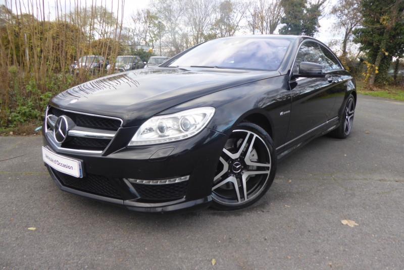 Mercedes-Benz COUPE CL (C216) 63 AMG SPEEDSHIFT MCT Essence NOIR Occasion à vendre