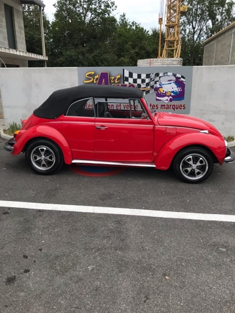 Photo 2 de l'offre de VOLKSWAGEN COCCINELLE CABRIOLET 1300 à 25000€ chez Start auto