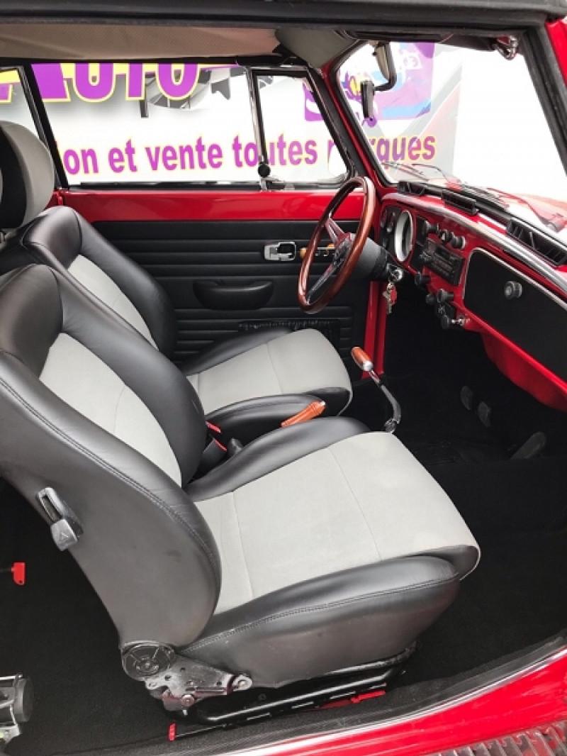Photo 8 de l'offre de VOLKSWAGEN COCCINELLE CABRIOLET 1300 à 25000€ chez Start auto