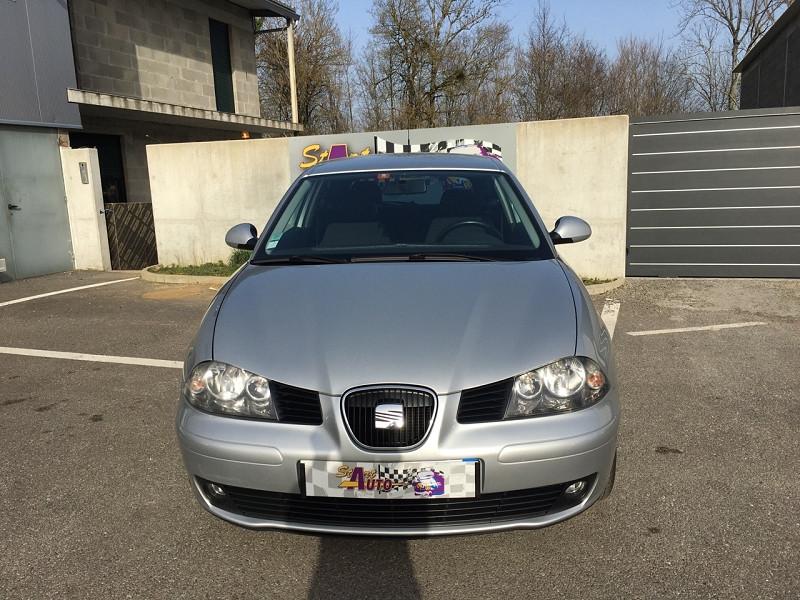Seat IBIZA 1.9 TDI130 SPORT BV6 3P Diesel GRIS Occasion à vendre