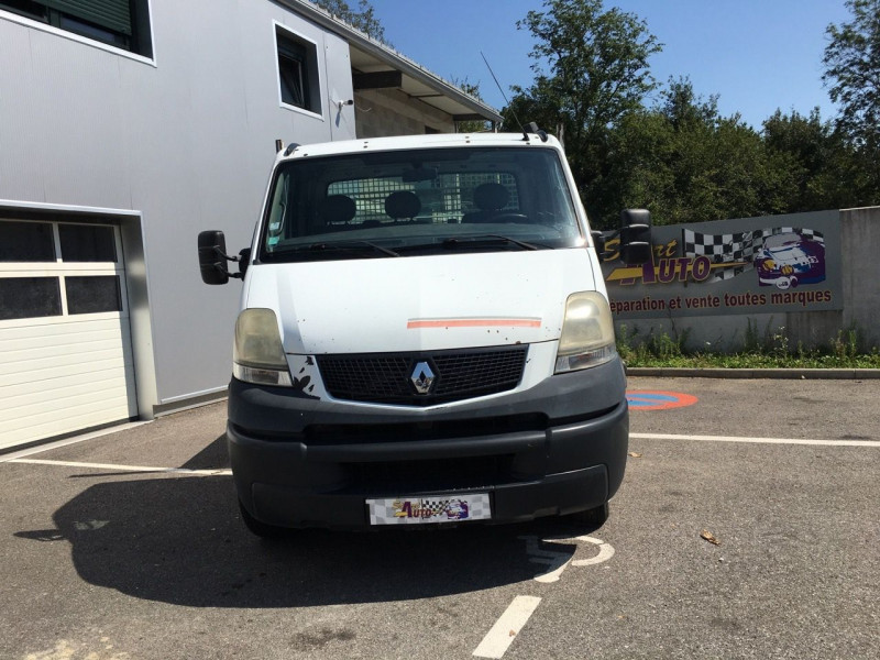Renault Trucks MASCOTT CCB 160.35 DXI EMP 3,63M Diesel BLANC Occasion à vendre