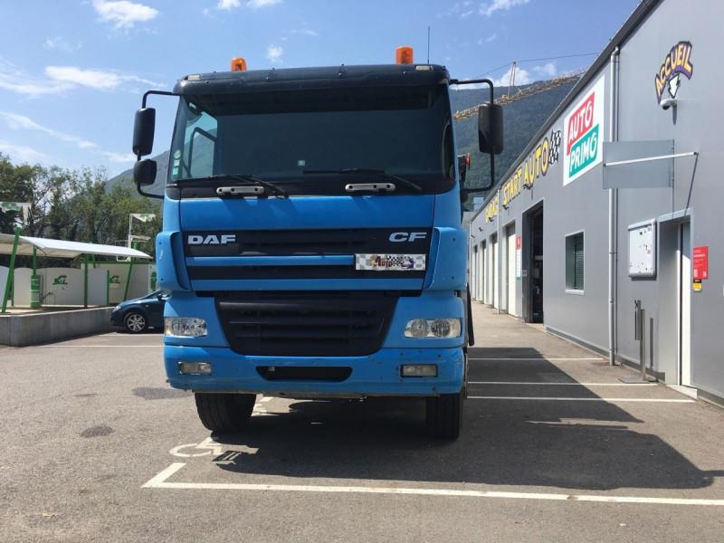 Daf FAD CF 85.430 8X4 Diesel BLEU Occasion à vendre
