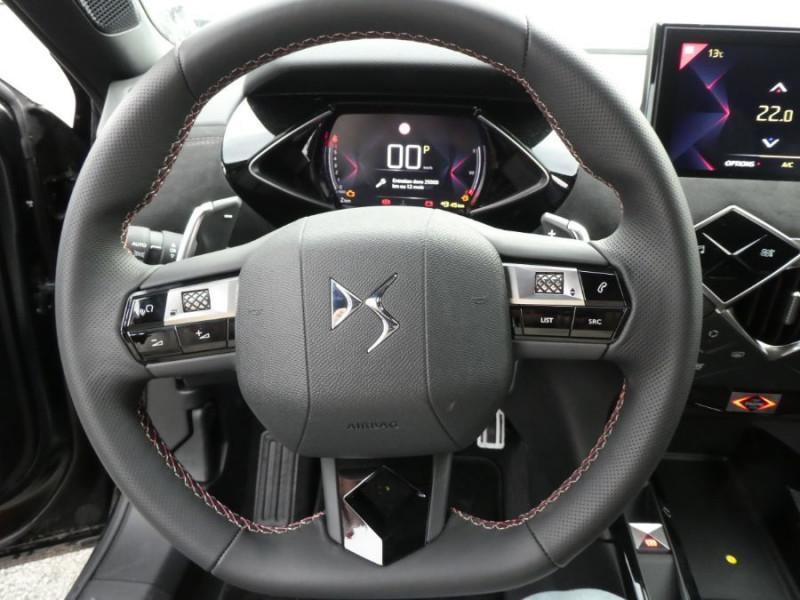 Photo 11 de l'offre de DS DS3 CROSSBACK PureTech 155 EAT8 PERFORMANCE LINE GPS LED Matrix à 27950€ chez Mérignac auto