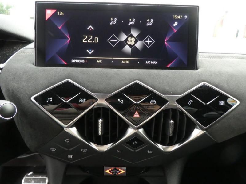 Photo 10 de l'offre de DS DS3 CROSSBACK PureTech 155 EAT8 PERFORMANCE LINE GPS LED Matrix à 27950€ chez Mérignac auto