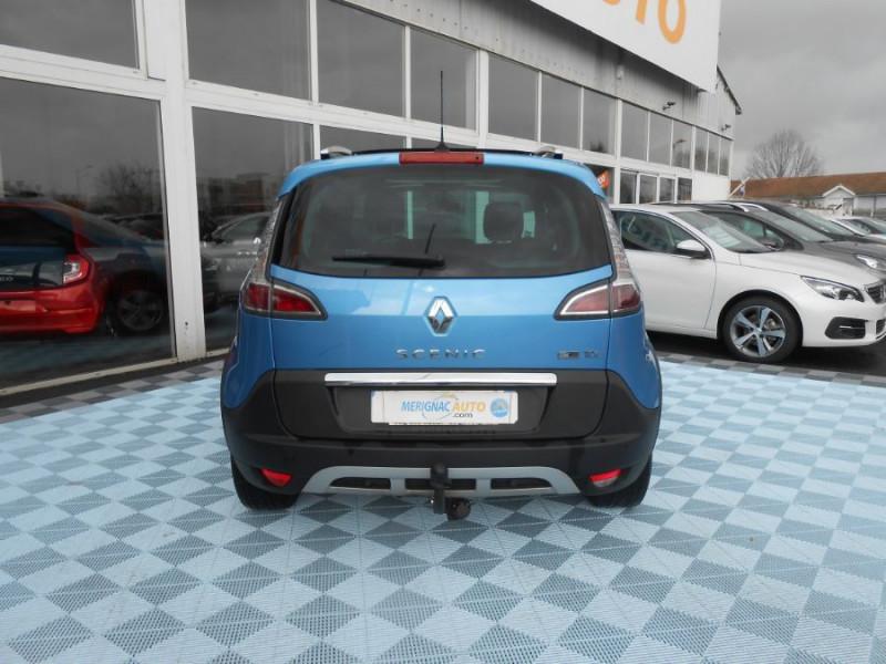 Photo 5 de l'offre de RENAULT SCENIC XMOD 1.2 TCe 115 BV6 ZEN Toit Pano. 1ère Main à 9950€ chez Mérignac auto