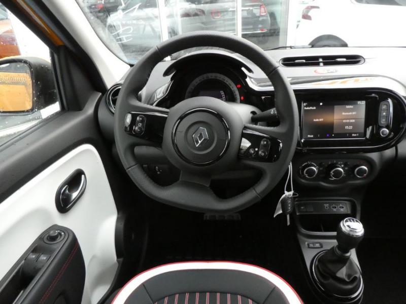"""Photo 9 de l'offre de RENAULT TWINGO New SCe 75 INTENS Ecran 7"""" JA16 SC Pack Noir à 12290€ chez Mérignac auto"""
