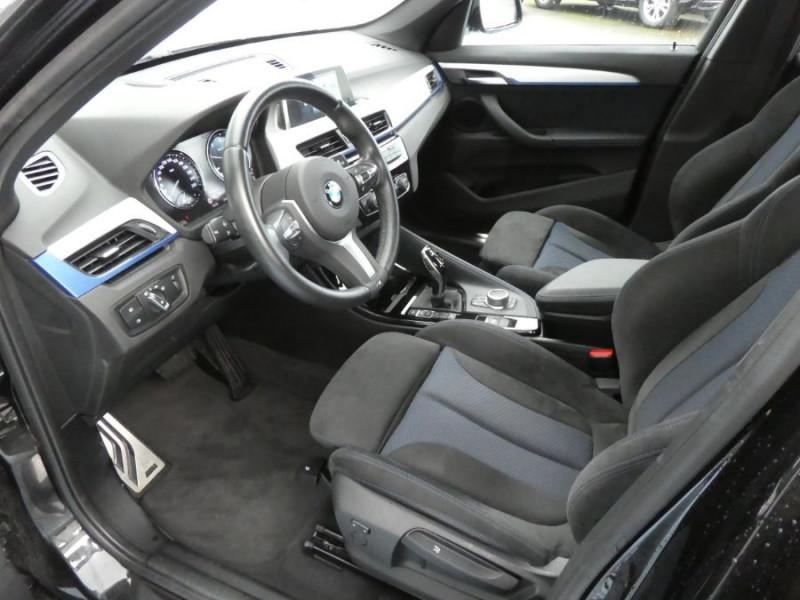 Photo 5 de l'offre de BMW X1 (F48) XDRIVE 18DA 150 BVA8 M SPORT JA18 Camera à 32990€ chez Mérignac auto