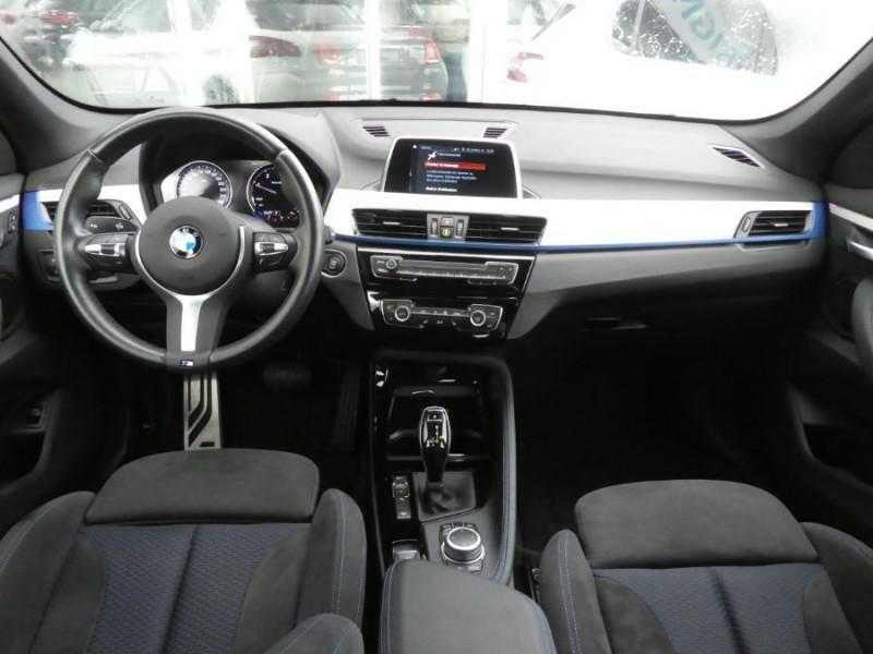 Photo 7 de l'offre de BMW X1 (F48) XDRIVE 18DA 150 BVA8 M SPORT JA18 Camera à 32990€ chez Mérignac auto