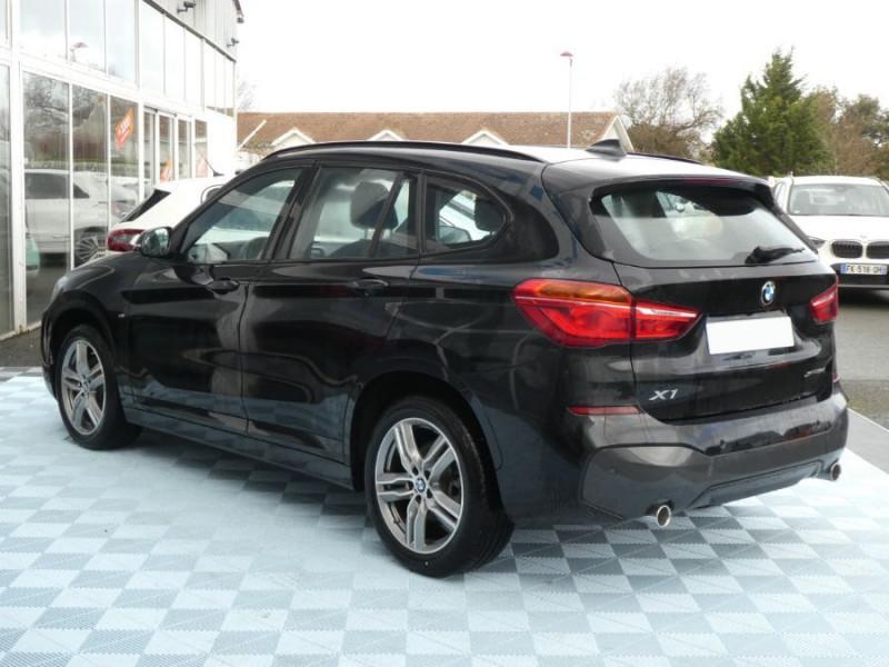 Photo 4 de l'offre de BMW X1 (F48) XDRIVE 18DA 150 BVA8 M SPORT JA18 Camera à 32990€ chez Mérignac auto