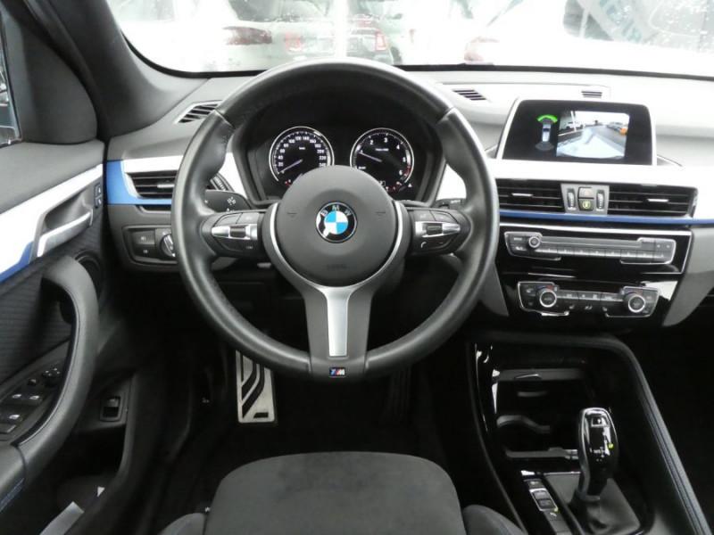 Photo 8 de l'offre de BMW X1 (F48) XDRIVE 18DA 150 BVA8 M SPORT JA18 Camera à 32990€ chez Mérignac auto