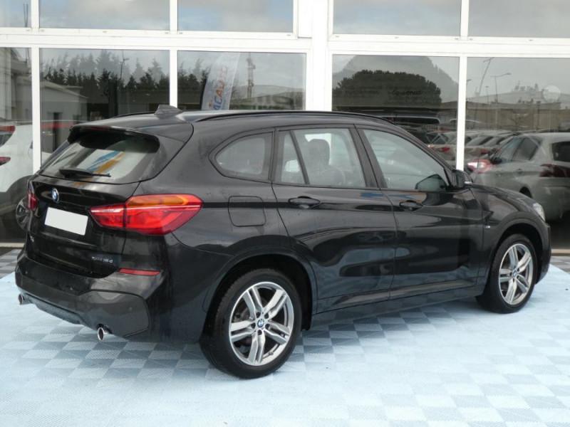 Photo 3 de l'offre de BMW X1 (F48) XDRIVE 18DA 150 BVA8 M SPORT JA18 Camera à 32990€ chez Mérignac auto
