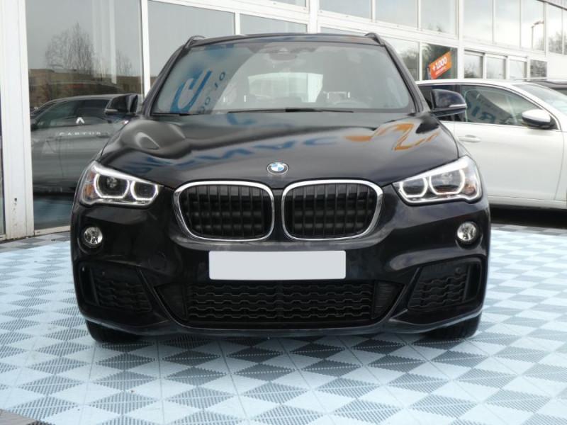 Photo 14 de l'offre de BMW X1 (F48) XDRIVE 18DA 150 BVA8 M SPORT JA18 Camera à 32990€ chez Mérignac auto
