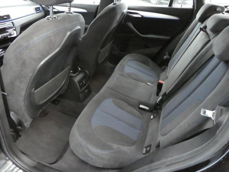 Photo 6 de l'offre de BMW X1 (F48) XDRIVE 18DA 150 BVA8 M SPORT JA18 Camera à 32990€ chez Mérignac auto