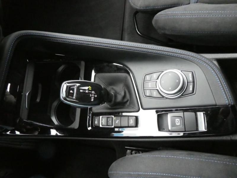 Photo 13 de l'offre de BMW X1 (F48) XDRIVE 18DA 150 BVA8 M SPORT JA18 Camera à 32990€ chez Mérignac auto