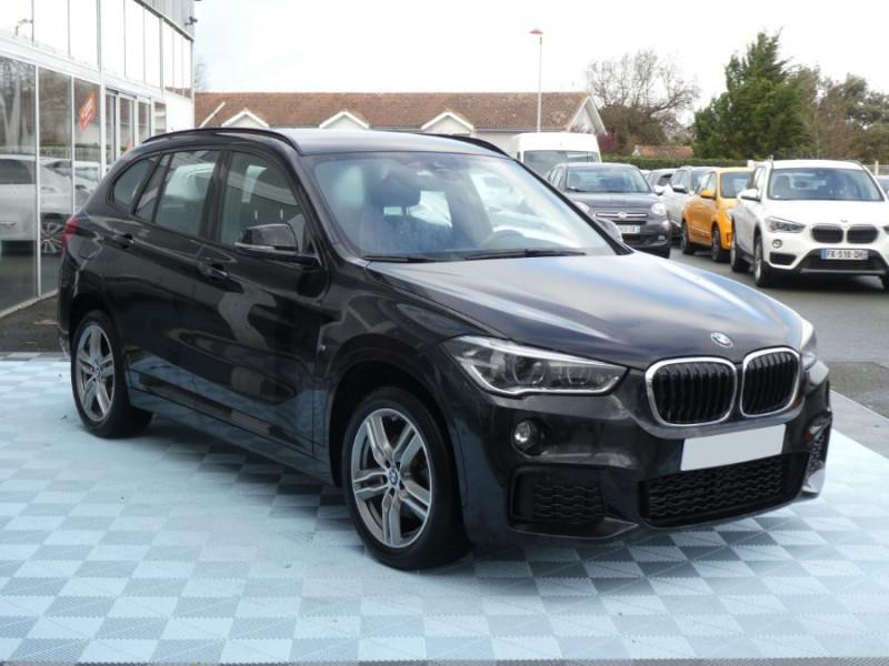 Photo 2 de l'offre de BMW X1 (F48) XDRIVE 18DA 150 BVA8 M SPORT JA18 Camera à 32990€ chez Mérignac auto