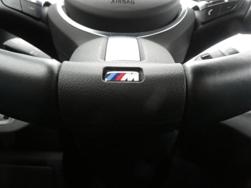 Photo 12 de l'offre de BMW X1 (F48) XDRIVE 18DA 150 BVA8 M SPORT JA18 Camera à 32990€ chez Mérignac auto