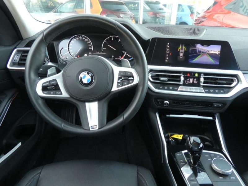 Photo 11 de l'offre de BMW SERIE 3 (G20) New 320DA 190 BVA8 LUXURY CUIR JA18 Camera Gtie 05/22 à 35490€ chez Mérignac auto