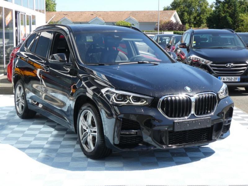 Photo 3 de l'offre de BMW X1 (F48) (2) New SDRIVE 18DA 150 BVA8 M SPORT TOIT Pano Ouv. Camera Hayon EL. à 34950€ chez Mérignac auto