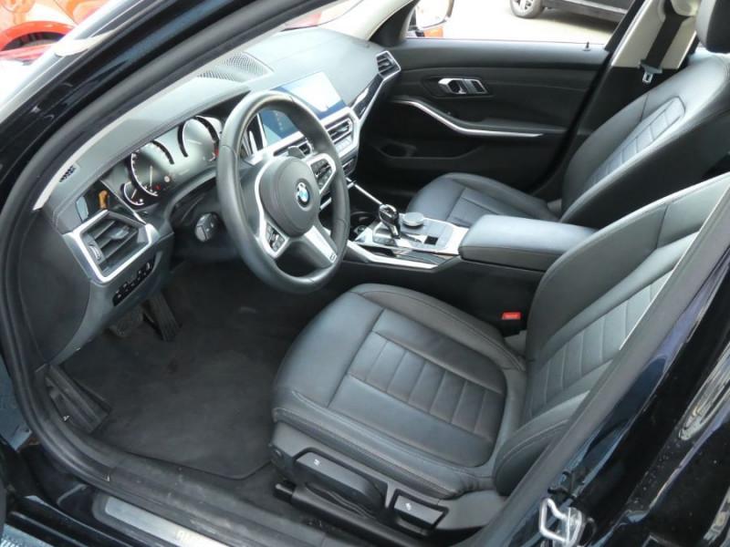 Photo 8 de l'offre de BMW SERIE 3 (G20) New 320DA 190 BVA8 LUXURY CUIR JA18 Camera Gtie 05/22 à 35490€ chez Mérignac auto
