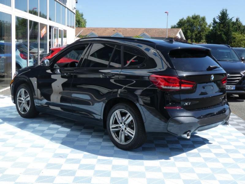 Photo 4 de l'offre de BMW X1 (F48) (2) New SDRIVE 18DA 150 BVA8 M SPORT TOIT Pano Ouv. Camera Hayon EL. à 34950€ chez Mérignac auto