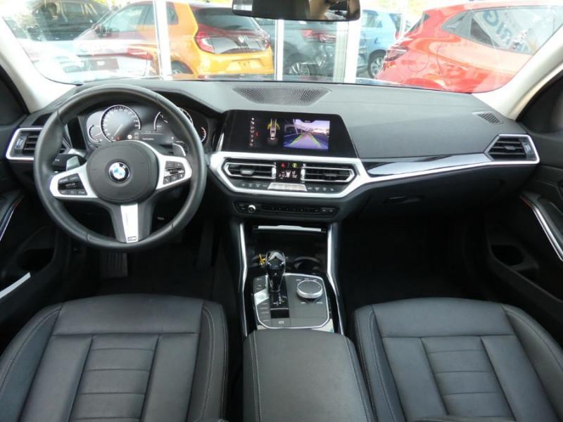 Photo 10 de l'offre de BMW SERIE 3 (G20) New 320DA 190 BVA8 LUXURY CUIR JA18 Camera Gtie 05/22 à 35490€ chez Mérignac auto