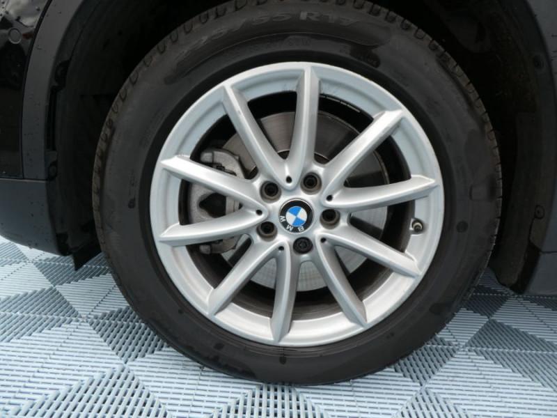 Photo 9 de l'offre de BMW X1 SDRIVE20DA 190 BVA Business TOE Pano Hayon Elect. à 24990€ chez Mérignac auto