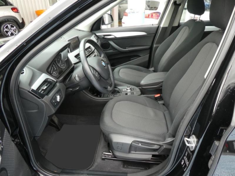 Photo 5 de l'offre de BMW X1 SDRIVE20DA 190 BVA Business TOE Pano Hayon Elect. à 24990€ chez Mérignac auto