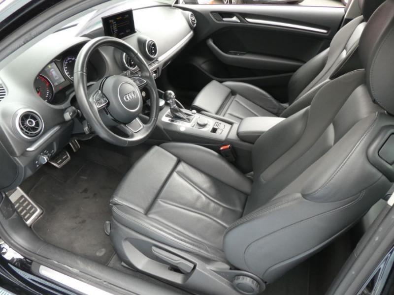 Photo 5 de l'offre de AUDI A3 TFSI 110 S tronic 7 AMBITION LUXE JA18 Camera 3P à 16950€ chez Mérignac auto