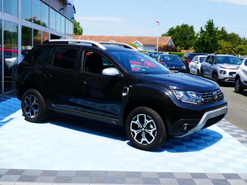 Photo 3 de l'offre de DACIA DUSTER 1.3 TCe 150 BV6 4X2 PRESTIGE Camera 360° (6 Options) à 18950€ chez Mérignac auto