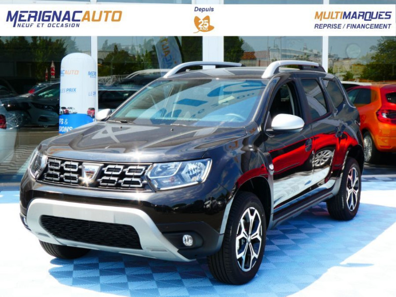 Photo 1 de l'offre de DACIA DUSTER 1.3 TCe 150 BV6 4X2 PRESTIGE Camera 360° (6 Options) à 18950€ chez Mérignac auto