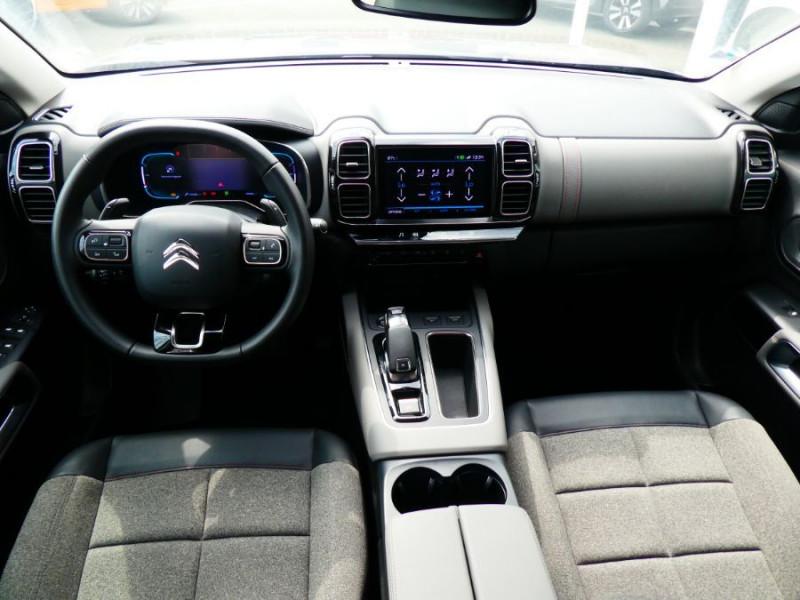 Photo 9 de l'offre de CITROEN C5 AIRCROSS PureTech 180 EAT8 FEEL GPS JA18 Camera à 24970€ chez Mérignac auto
