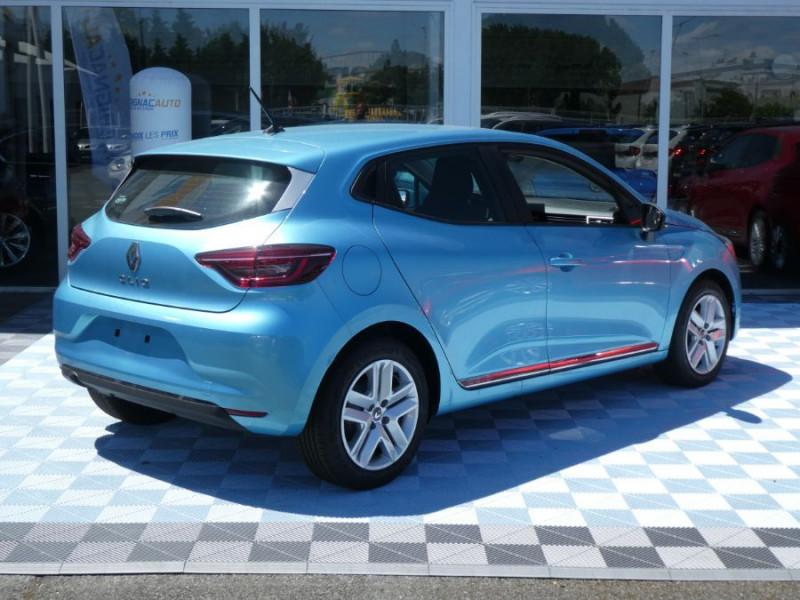 """Photo 4 de l'offre de RENAULT CLIO V SCe 75 ZEN Easy Link 7"""" à 13950€ chez Mérignac auto"""