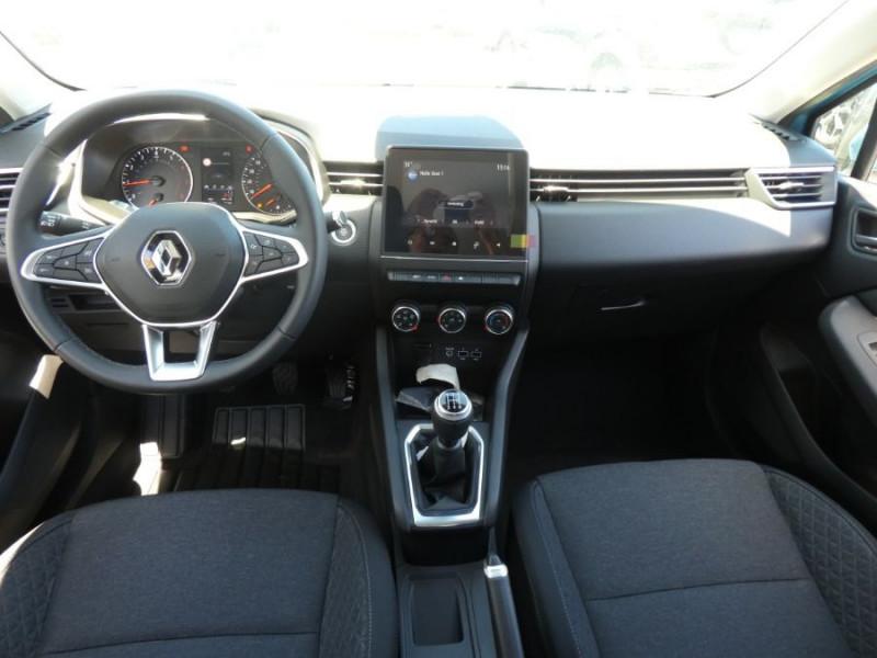 """Photo 8 de l'offre de RENAULT CLIO V SCe 75 ZEN Easy Link 7"""" à 13950€ chez Mérignac auto"""