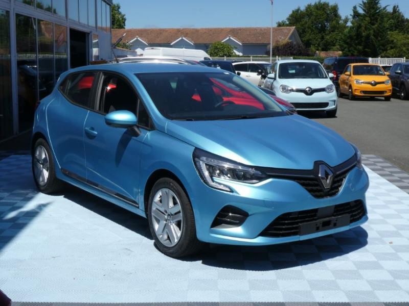 """Photo 2 de l'offre de RENAULT CLIO V SCe 75 ZEN Easy Link 7"""" à 13950€ chez Mérignac auto"""