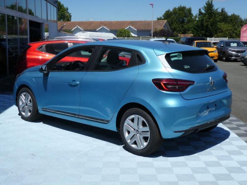 """Photo 3 de l'offre de RENAULT CLIO V SCe 75 ZEN Easy Link 7"""" à 13950€ chez Mérignac auto"""