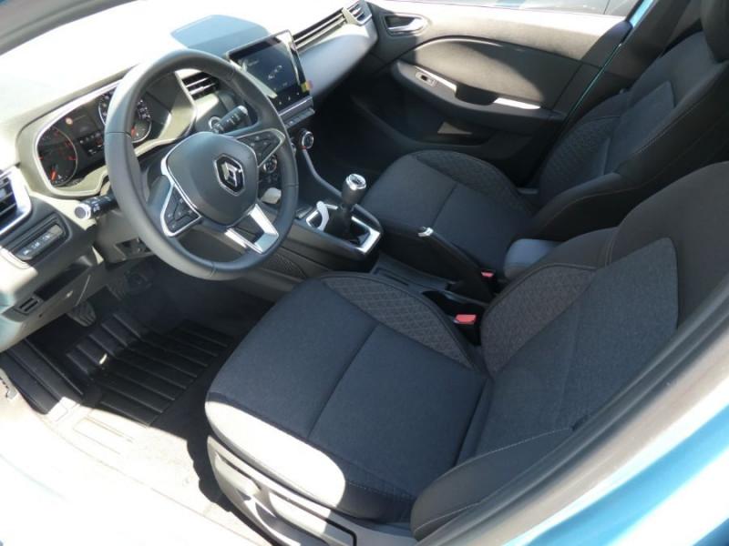 """Photo 6 de l'offre de RENAULT CLIO V SCe 75 ZEN Easy Link 7"""" à 13950€ chez Mérignac auto"""