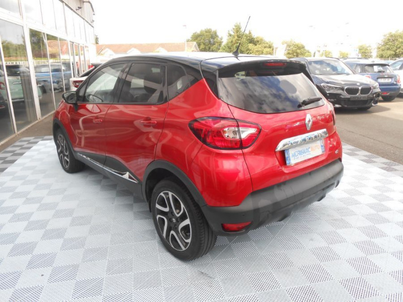 Photo 6 de l'offre de RENAULT CAPTUR 1.5 dCi 110 BV6 INTENS Camera 1ère Main à 12350€ chez Mérignac auto