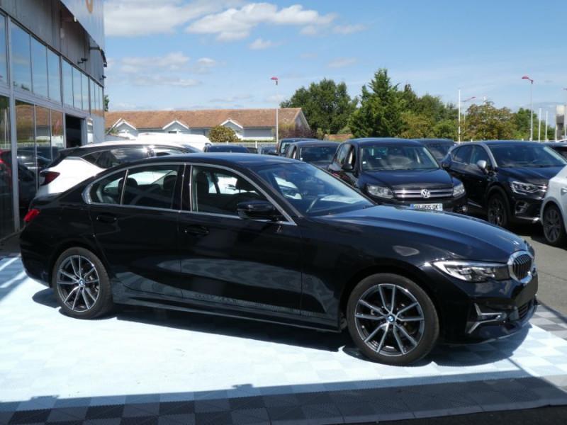 Photo 3 de l'offre de BMW SERIE 3 (G20) New 320DA 190 BVA8 LUXURY CUIR JA18 Camera Gtie 05/22 à 35490€ chez Mérignac auto
