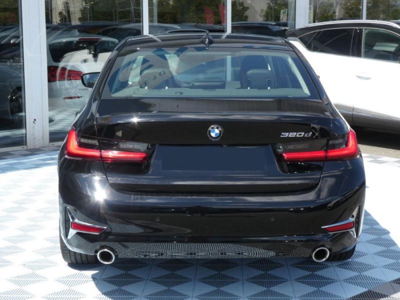 Photo 5 de l'offre de BMW SERIE 3 (G20) New 320DA 190 BVA8 LUXURY CUIR JA18 Camera Gtie 05/22 à 35490€ chez Mérignac auto