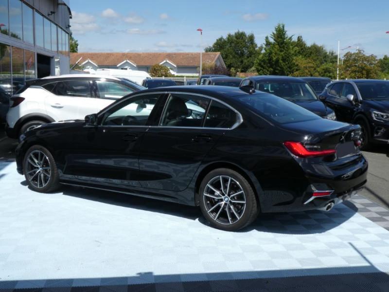 Photo 4 de l'offre de BMW SERIE 3 (G20) New 320DA 190 BVA8 LUXURY CUIR JA18 Camera Gtie 05/22 à 35490€ chez Mérignac auto