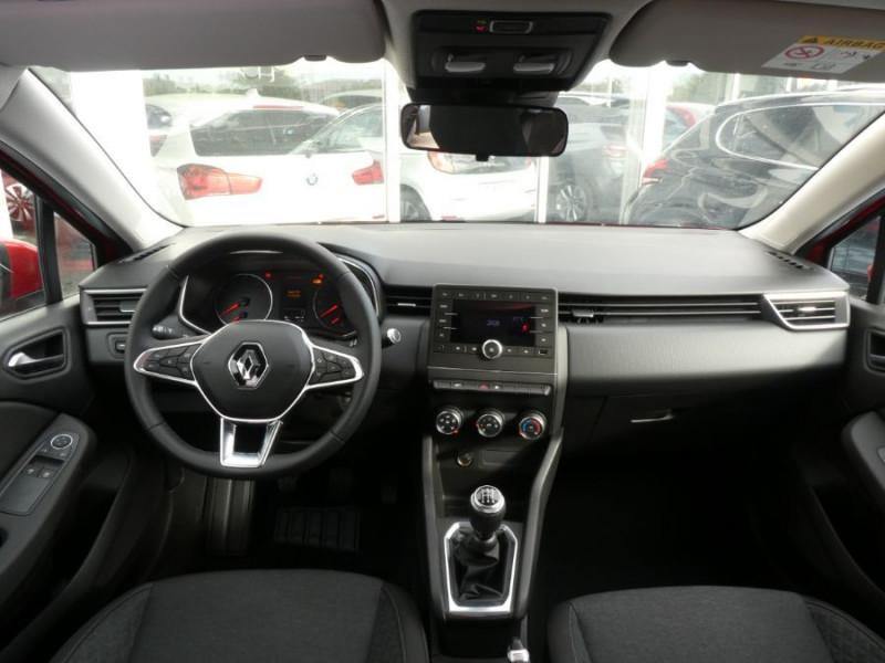 Photo 5 de l'offre de RENAULT CLIO V SCe 75 ZEN Radio Connect R/Go à 13590€ chez Mérignac auto