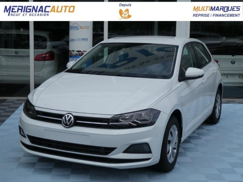Volkswagen POLO VI 1.0 TSI 95 BLUEMOTION Bluetooth ESSENCE BLANCHE Neuf à vendre