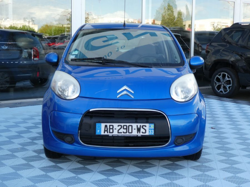 Photo 2 de l'offre de CITROEN C1 1.0i CONFORT CLIM 3P à 4590€ chez Mérignac auto