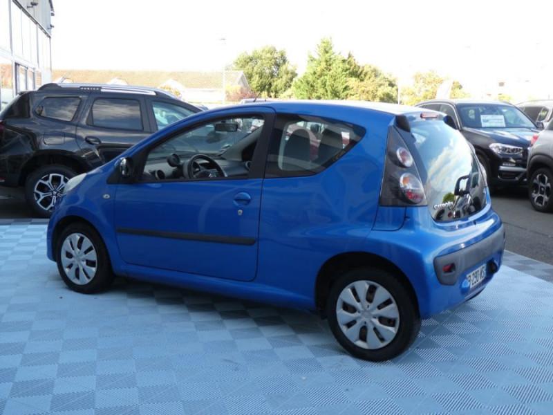 Photo 6 de l'offre de CITROEN C1 1.0i CONFORT CLIM 3P à 4590€ chez Mérignac auto
